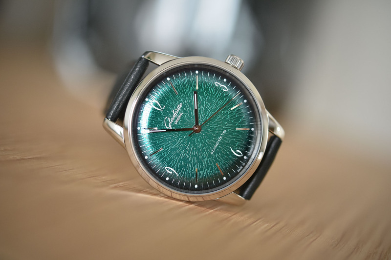 Glashütte Original Sixties Annual Edition 39mm – The Temptation of the Green Dial