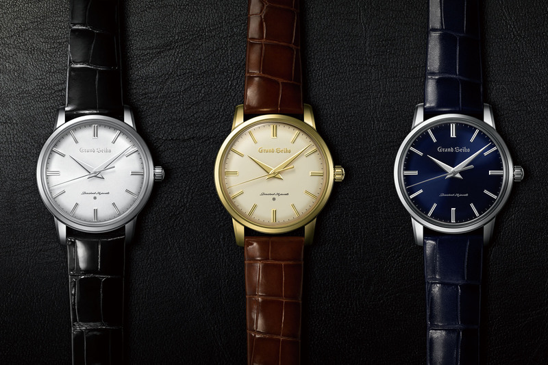 Grand Seiko 60th Anniversary – Recreating the First 1960 GS with the New SBGW257, SBGW258 & SBGW259