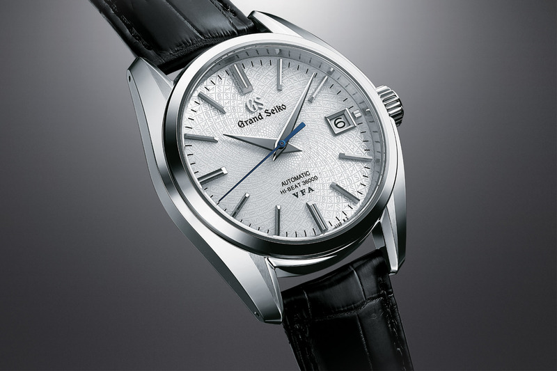 Grand Seiko Celebrates the 20th Anniversary of Calibre 9S with Three New High-Beat Limited Editions