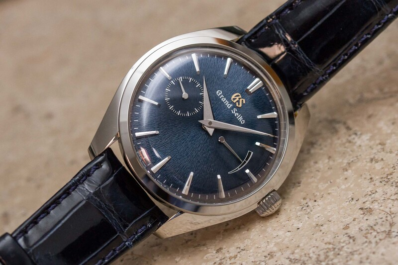 Grand Seiko Elegance Limited Edition Steel SBGK005G – The Dress Watch, GS Style