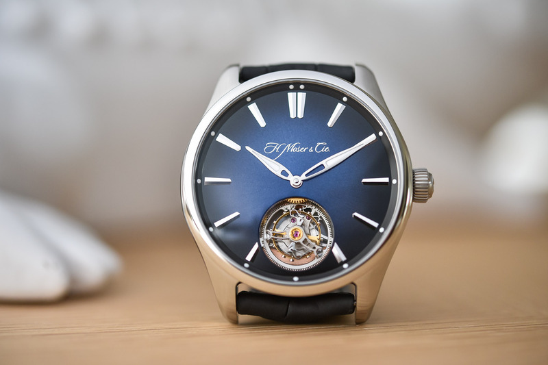H. Moser & Cie. Pioneer Tourbillon – Made to be Worn