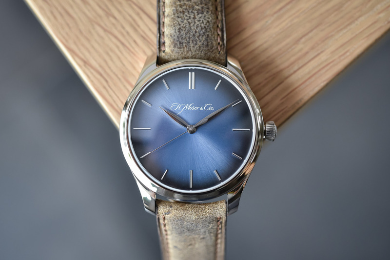 H.Moser & Cie. Endeavour Centre Seconds Automatic: a Simply Perfect 3-Hand Watch?