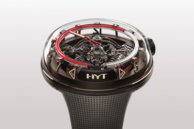 HYT H20 Brown Limited Edition