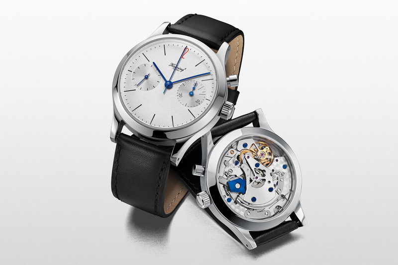 Habring² Chrono-Felix (with In-House Monopusher-Chronograph)