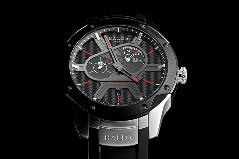 Halda Race Pilot Group 63 Limited Edition – With Interchangeable Time Modules