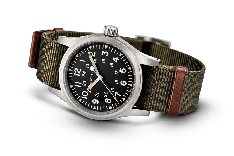 Hamilton Khaki Field Mechanical 38mm – Super Accessible, Cool and Hand-Wound