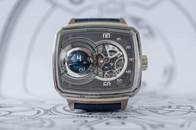 Hautlence HL Sphere 01 with Spectacular Spherical Hours Display (Video & Live Pics)