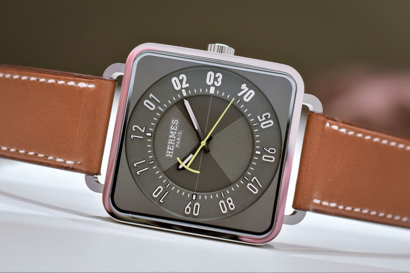 Hermès Introduces the Carré H, An Architectural Piece for their Debut at SIHH