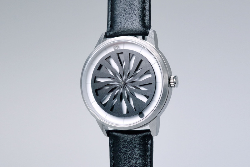 Humism – Automatic Watches with Animated Dials That Make Art Out Of Time