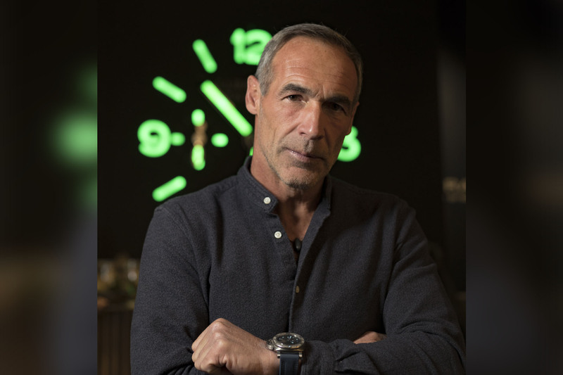 In Conversation with Mike Horn, Explorer & Panerai Ambassador, during SIHH 2019