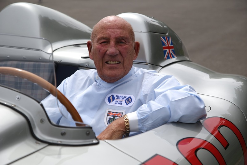 In Memory of Sir Stirling Moss, Legendary Racing Driver – And Wearer of Great Watches
