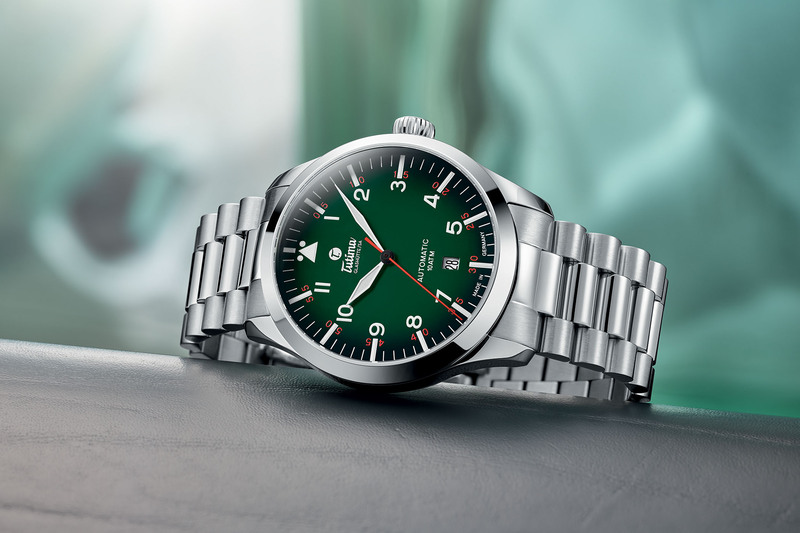 Introducing The New Tutima Flieger