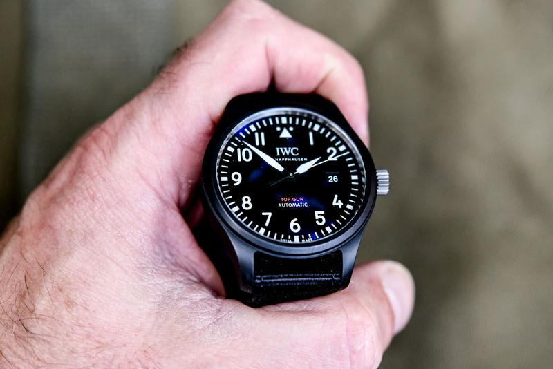 Is the IWC Pilot Automatic Top Gun still the Cool Cat of the Collection?
