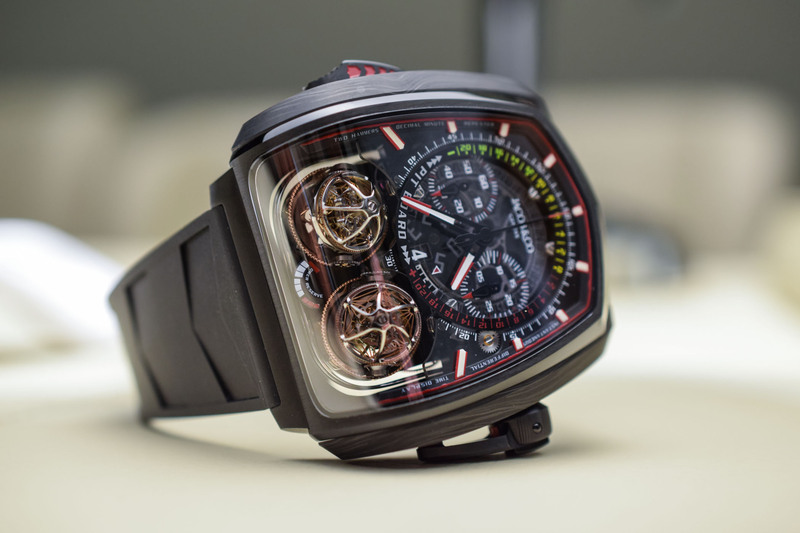 Jacob & Co. Twin Turbo Furious – Double Triple-Axis Tourbillon, Decimal Minute Repeater, Chronograph… And More!