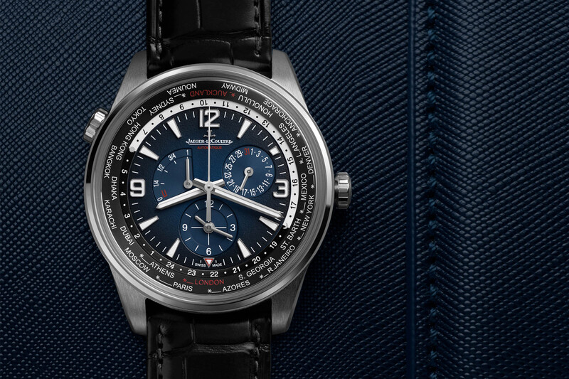 Jaeger-LeCoultre Polaris Geographic WT – A New World-Time Limited Edition