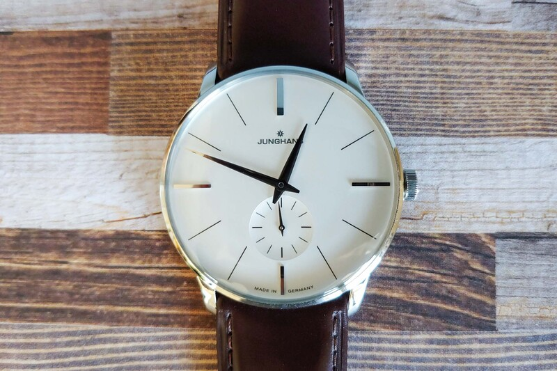 Junghans Meister Hand-Winding – An Elegant and Attainable Dress Watch (Review)