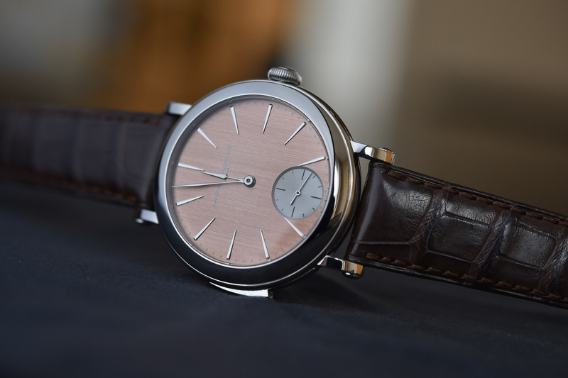 Laurent Ferrier Galet Minute Repeater (Hands-On)