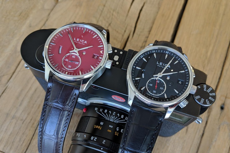 Leica Watch L1 and L2 – When a Camera Manufacturer Ventures into the Watch Game
