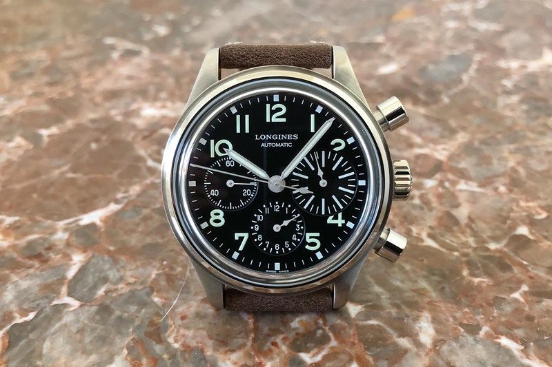 Longines Avigation BigEye – Longines Back at its Best for Vintage-Inspired Watches