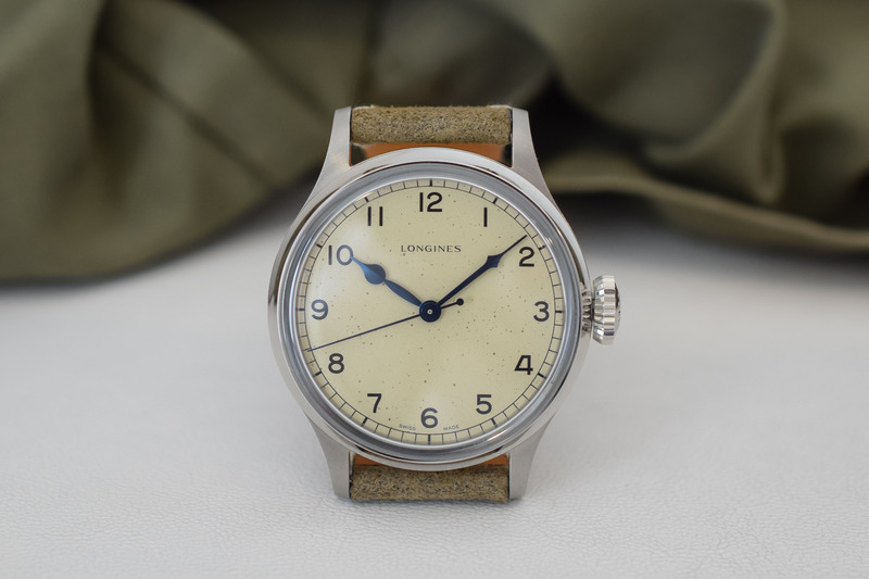 Longines Heritage Military – the RAF Re-Edition Watch