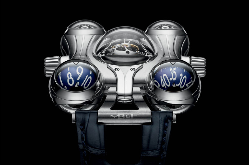 MB&F HM6 Final Edition in Steel