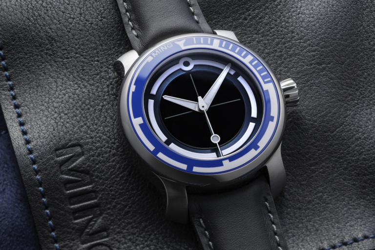 MING Watch 18.01 Abyss Concept, the Brand's Vision of a Dive Watch