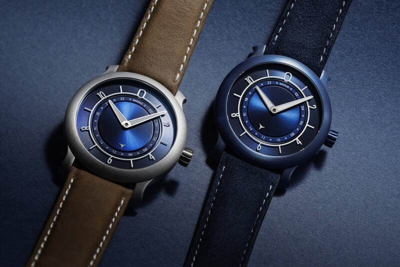MING Watch Celebrates its First Anniversary with Two Blue Limited Edition 17.03 (Live Pics)
