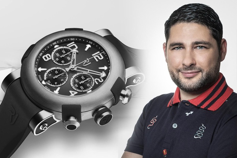 Marco Tedeschi of RJ Watches About The Brand's New Strategy