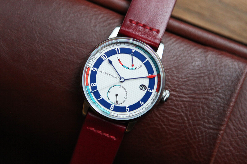Martenero Edgemere Reserve – An Affordable Mechanical Watch with a Nautical Theme
