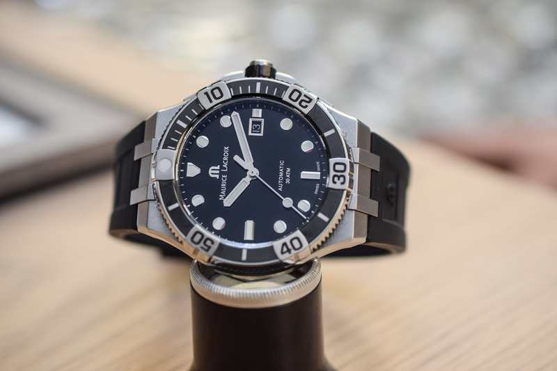 Maurice Lacroix Aikon Venturer Automatic – Rugged, Bold… Accessible