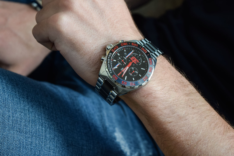 Max Verstappen on F1 and Watches & the new TAG Heuer Verstappen Edition