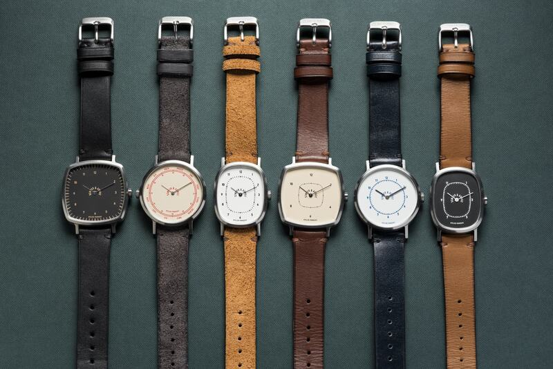 Meet Semper & Adhuc, A Series of New Watches with Yesterday's Craftsmanship Inside