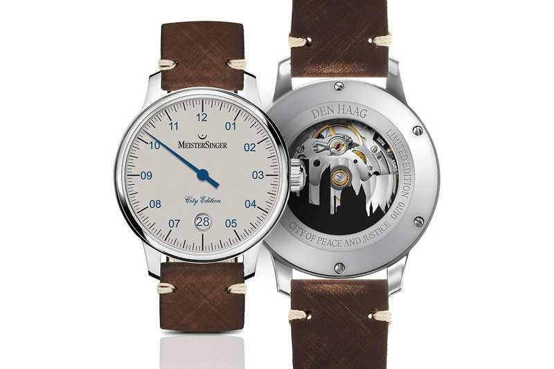 MeisterSinger City Edition 2018 – 58 Different Watches Representing Major World Cities