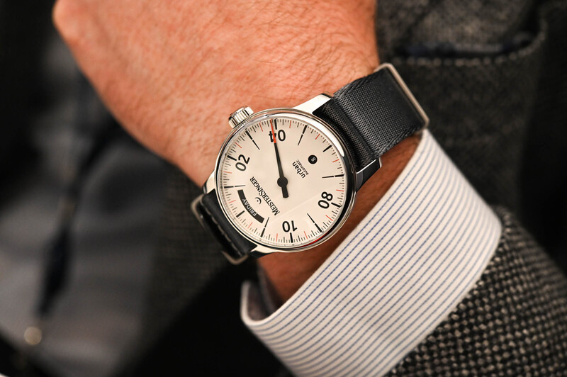 Meistersinger Urban Day Date (live pics and pricing)