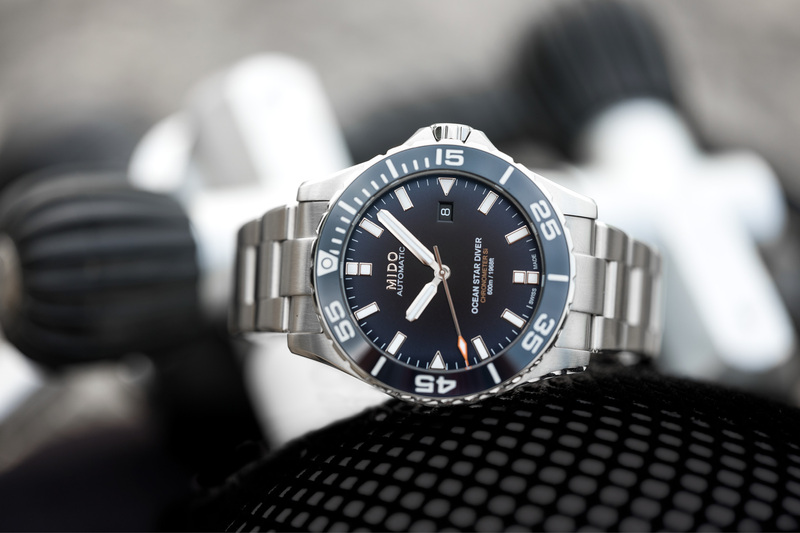 Mido Ocean Star Diver 600, A Robust and Accessible Dive Watch