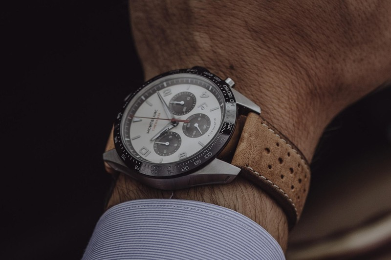 Montblanc TimeWalker Cappuccino Limited Editions for Goodwood – Racing Style and Vintage Feel