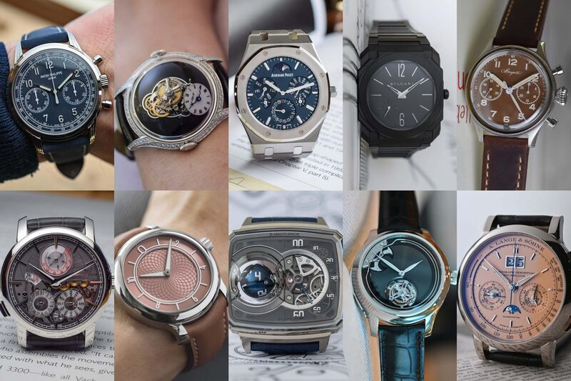 My Top Watch of 2019, by Every Member of the MONOCHROME Redaction Team