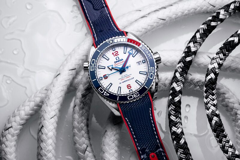 New Limited Edition Seamaster Planet Ocean to Celebrate OMEGA as Timekeeper of the 36thAmerica's Cup