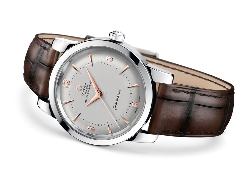 Omega Seamaster 1948 Limited Edition now in Platinum