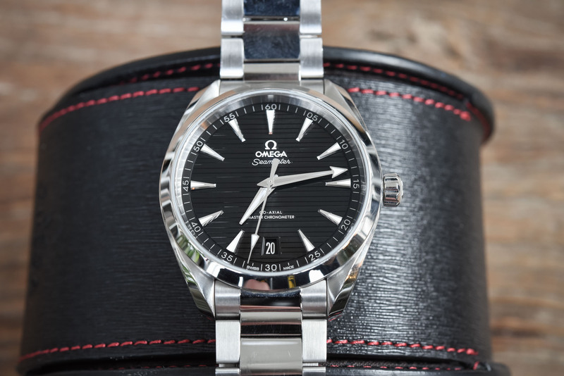 Omega Seamaster Aqua Terra 150m – A Serious Contender for the One-Watch collection