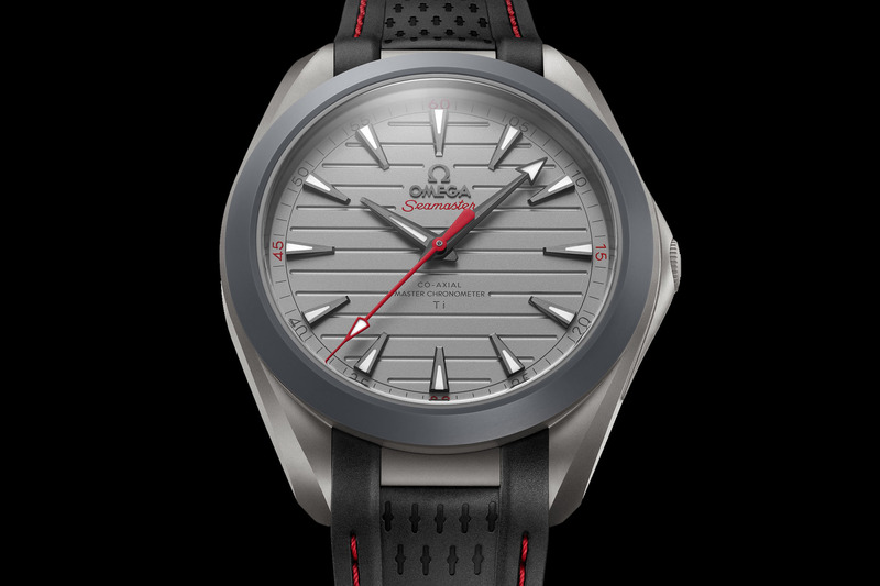 Omega Seamaster Aqua Terra Ultra Light – 55g Only and Designed Especially for Sport (Updated with Price)