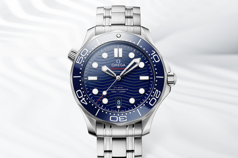 Omega Seamaster Diver 300M – The Bond Watch is Back