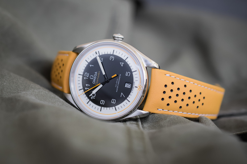 Omega Seamaster Olympic Games Collection – Inspired by the Olympic Flag and Vintage Stopwatches