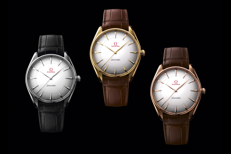 Omega Seamaster Olympic Games Gold Collection – A Podium of Vintage-Inspired Watches