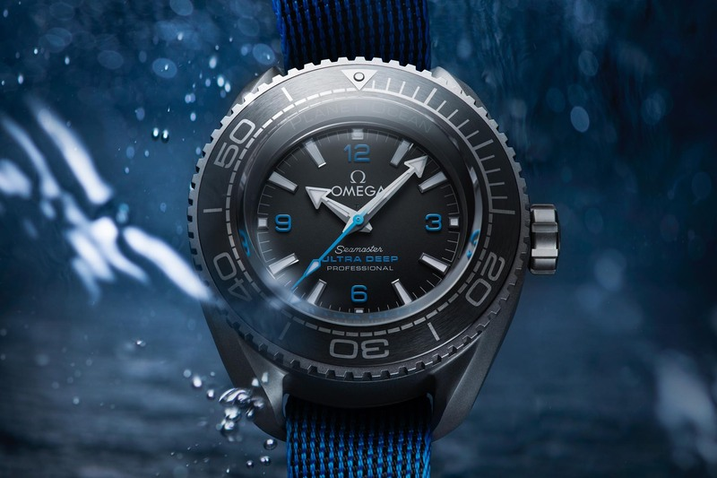 Omega Seamaster Planet Ocean Ultra Deep Professional – The New World's Deepest Dive Watch (Field-Tested 10,928m)