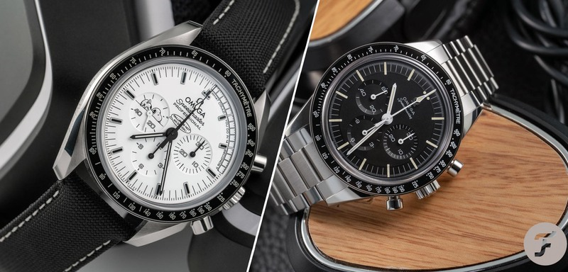 Omega Speedmaster World Cup: The Final — Snoopy 2015 Vs. Ed White 321
