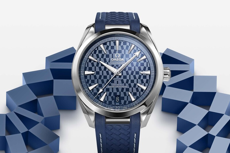 Omega Unveils two Seamaster Watches for the Tokyo 2020 Olympics