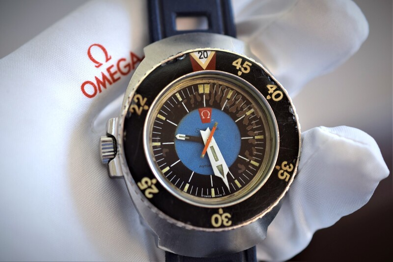 Omega and the PloProf Research Programme – Innovation in Professional Dive watches (incl. Pioneering use of 904L Steel for Watches)