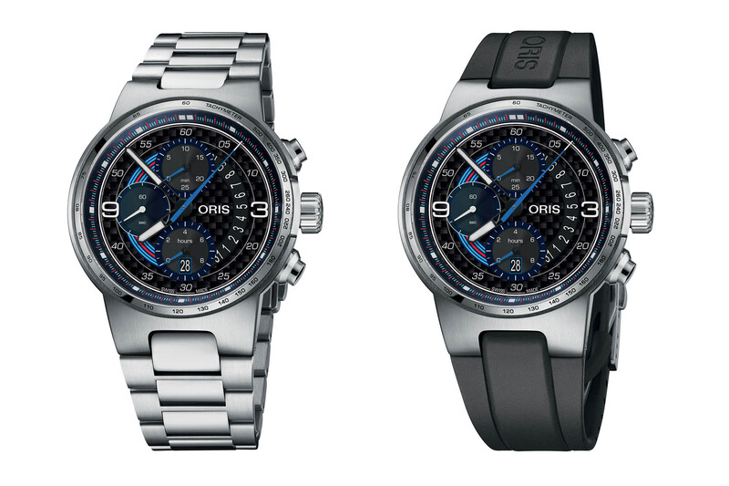 Oris and the Williams F1 Team Collaborate on the New Martini Racing Limited Edition Chronograph