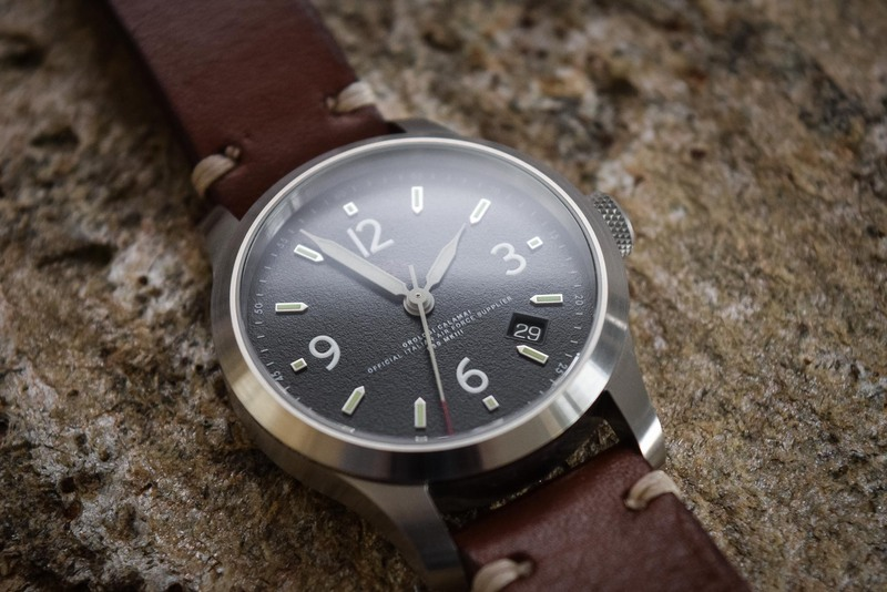 Orologi Calamai G50 MKIII Solotempo – an Accessible Pilot Watch with an Aviation-Rooted Past